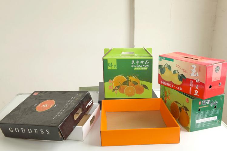 水果纸盒箱