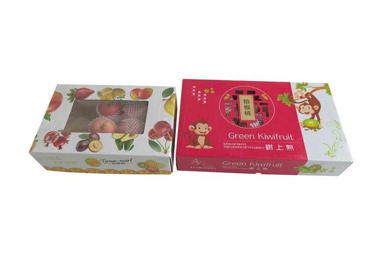 水果包装彩盒